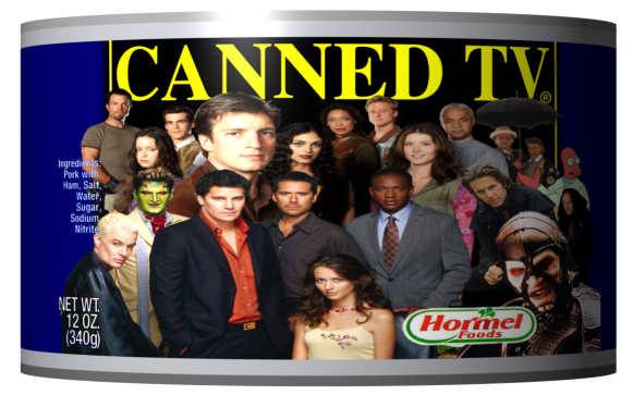 Canned TV