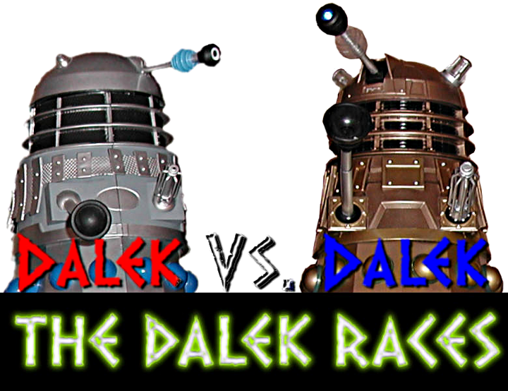 Dalek Vs. Dalek: The Dalek Races 2