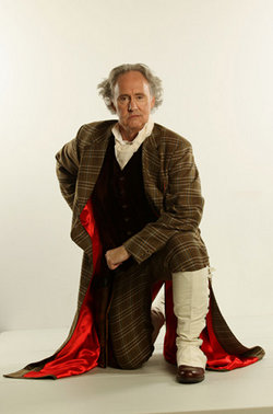 Doctor Who Live - Nigel Planer as Vorgenson