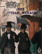 The Iytean Menace (Original Fasa Cover)
