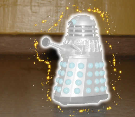 Mr. Dalek vanishes