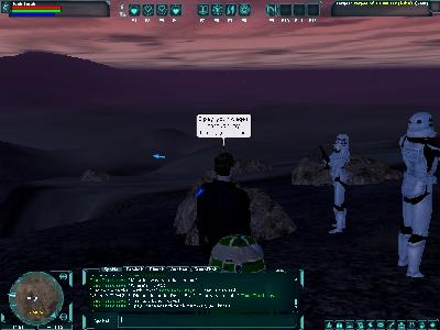 Star Wars Galaxies: I pay your wages!