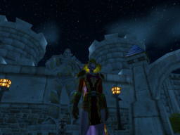 World of Warcraft Screen Shot 1