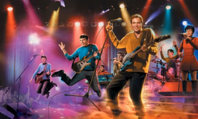 SF/Fantasy and Rock Music - Trek on, Garth!