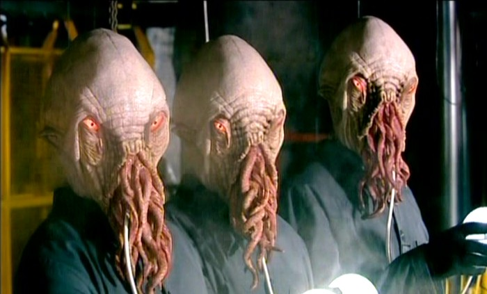 The Impossible Planet: Ood